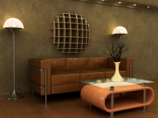 Interior Design Pictures Living Room on Art Deco Interior Design Living Room
